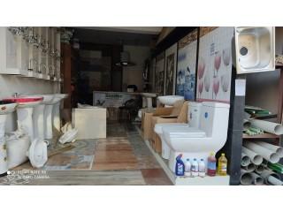 हरिसिद्धिमा चलिरहेको Sanitary Hardware Shop बिक्रीमा