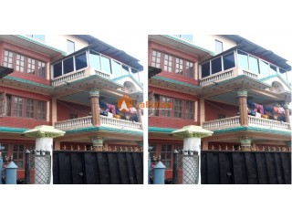 House sale in Nayabasti Gothatar pul