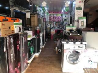 ललितपुर सातदोबाटोमा चलिरहेको Electronics Shop बिक्रीमा