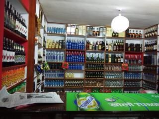 कोटेश्वरमा चलिरहेको मदिरा पसल बिक्रीमा