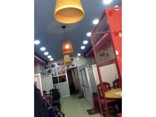 गोंगबुमा चलिरहेको Restaurant बिक्रीमा