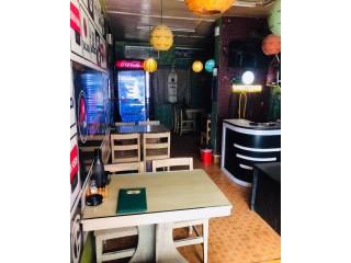 सेतोपुल-बानेश्वोर हाईटमा चलिरहेको Cafe सुलभ मुल्यमा बिक्रीमा
