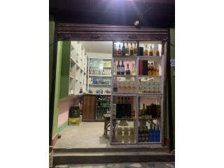 ललितपुर कुसुन्तीमा चलिरहेको मदिरा पसल बिक्रीमा