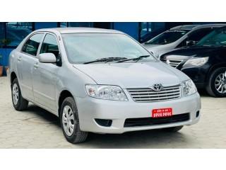 Toyota Corolla lx 2007