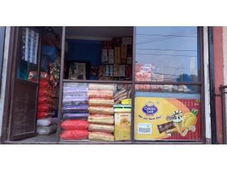 भक्तपुर सुर्यविनायकमा चलिरहेको किराना तथा डेरी पसल बिक्रीमा