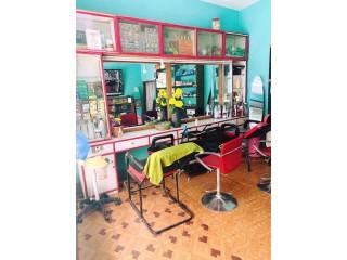 ललितपुर इमाडोलमा चलिरहेको Beauty Parlor सुलभ मुल्यमा बिक्रीमा