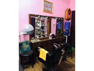 बौद्धमा चलिरहेको Beauty Parlor & Cosmetic Shop सुलभ मुल्यमा बिक्रीमा