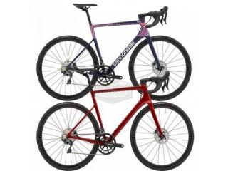 2021 Cannondale SuperSix EVO Hi-Mod Disc Ultegra Road Bike (Geracycles)