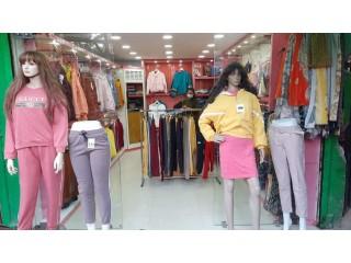 कोटेश्वरमा चलिरहेको Ladies Fancy Shop सुलभ मुल्यामा बिक्रीमा