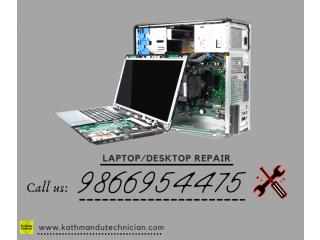 Laptop Repair In Kathmandu | Call Us: 986695447 |Kathmandu Technician|