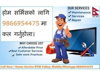 Tv Repair |kathmandu Technician|
