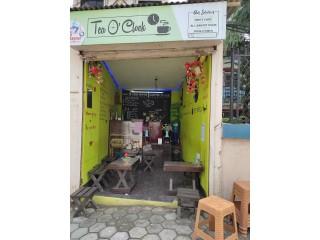 नयाँ बानेश्वर बुद्धनगरमा चलिरहेको Tea Shop & Cafe सुलभ मुल्यमा बिक्रीमा
