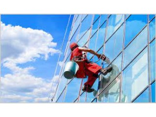 Glass Cleaning & Rope Access Service in Kathmandu, Bhaktapur & Lalitpur.