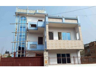 ठेक्कामा घर निर्माण रु2900 per sq feet