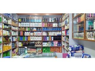 बौद्ध फुलबारीमा चलिरहेको Cosmetic Shop सुलभ मुल्यमा बिक्रीमा