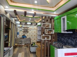 सीतापाइलामा चलिरहेको Interior & Furnishing Shop बिक्रीमा