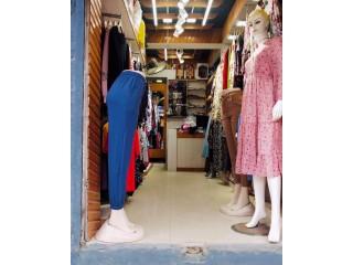 गोंगबुमा चलिरहेको Ladies Fancy Shop सुलभ मुल्यमा बिक्रीमा
