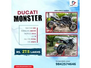 Used Ducati Monster on Sale