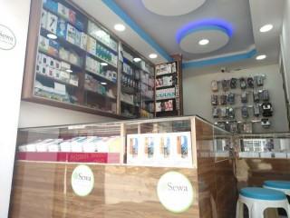 भक्तपुर मध्यपुर ठिमीमा चलिरहेको Mobile Shop & Repairing Center सुलभ मुल्यमा बिक्रीमा