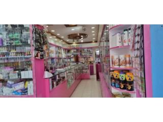 मध्य बानेश्वरमा चलिरहेको Cosmetic Shop सुलभ मुल्यमा बिक्रीमा