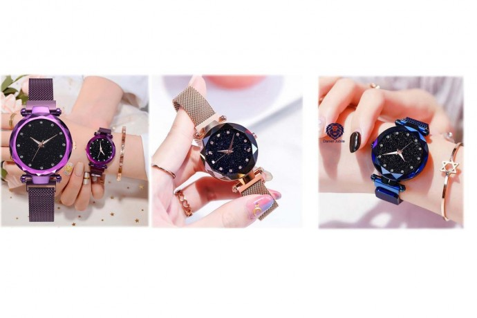 luxury-type-fashionable-round-shape-magnetive-chain-watch-for-women-big-0