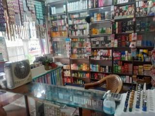 ललितपुर सातदोबाटोमा चलिरहेको कस्मेटिक, ब्युटी पार्लर तथा कपडा पसल बिक्रीमा