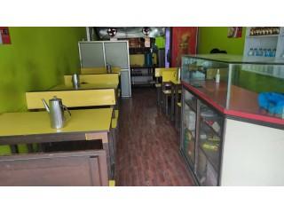 कोटेश्वरमा चलिरहेको Restaurant बिक्रीमा