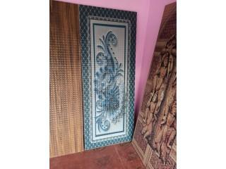 Wooden Digital Door Latest Design