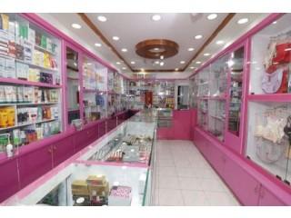 मध्य बानेश्वरमा चलिरहेको Cosmetic Shop सुलभ मुल्यमा अर्जेन्ट बिक्रीमा