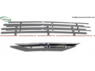 Saab 92 92B grill (1952-1956) by stainless steel