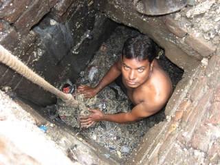 Sewage drainage toilet jam pipe repairs dhal mangol safa service