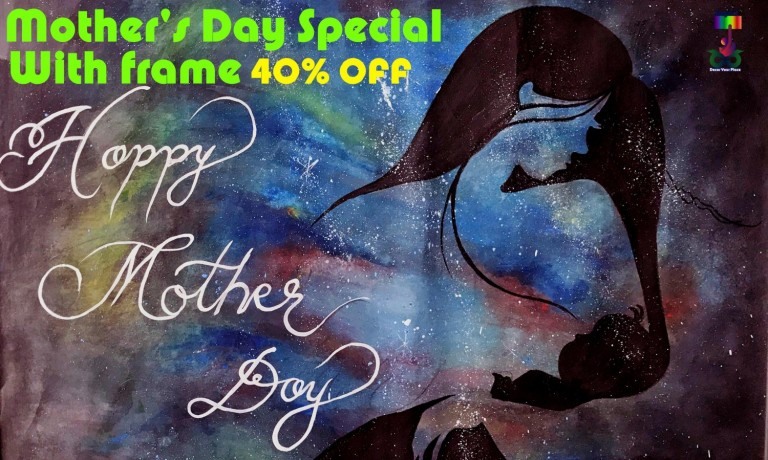 mother-day-special-mother-of-world-painting-big-0