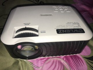 Owlenz led projector