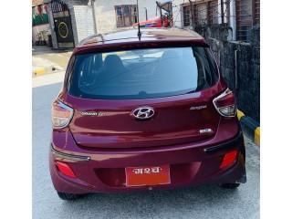 Hyundai grand I10 megna 2016