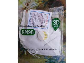 Kn95 with valve 5layer mask moq 20pcs
