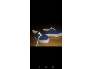 High base shoes